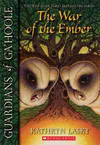 The War of the Ember - Kathryn Lasky (Paperback) - Cover