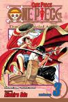 One Piece, Vol. 3 - Eiichiro Oda (Paperback)