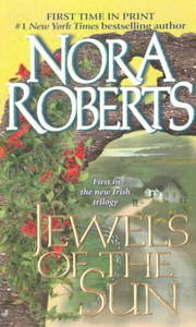 Jewels of the Sun - Nora Roberts (Paperback) - Cover