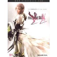 Final Fantasy XIII-2 - Piggyback (Paperback)