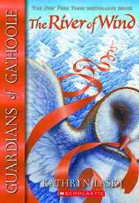 The River of Wind - Kathryn Lasky (Paperback) - Cover