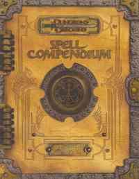 Dungeons & Dragons Spell Compendium - Matthew Sernett (Hardcover) - Cover