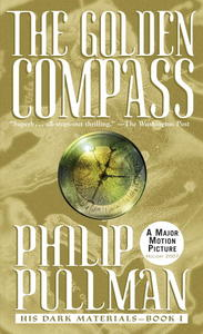 The Golden Compass - Philip Pullman (Paperback) - Cover
