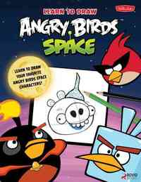 Learn to Draw Angry Birds Space - Walter Foster (Paperback) - Cover
