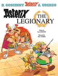 Asterix the Legionary - Albert Uderzo (Paperback) - Cover