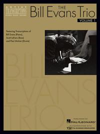 The Bill Evans Trio - Bill Evans (Paperback) - Cover