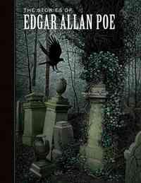 Stories of Edgar Allan Poe - Edgar Allan Poe (Hardcover) - Cover