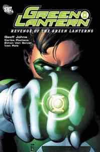 Green Lantern - Geoff Johns (Paperback) - Cover