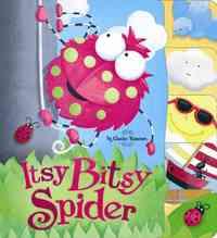 Itsy Bitsy Spider - Charles Reasoner (Hardcover) - Cover