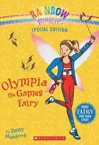 Olympia the Games Fairy - Daisy Meadows (Paperback) - Cover