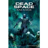 Dead Space Salvage - Antony Johnston (Paperback)