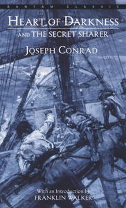 Heart of Darkness and the Secret Sharer - Joseph Conrad (Paperback) - Cover