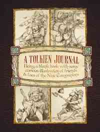 Tolkien Journal - Running Press (Paperback) - Cover