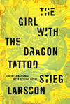 The Girl with the Dragon Tattoo - Stieg Larsson (Hardcover)