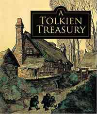 Tolkien Treasury - Running Press (Hardcover) - Cover