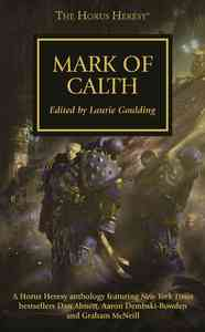 Mark of Calth - Laurie Goulding (Paperback) - Cover