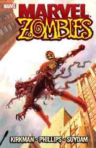 Marvel Zombies - Robert Kirkman (Paperback) - Cover