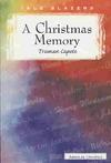 A Christmas Memory - Truman Capote (Paperback)