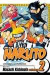Naruto, Vol. 2 - Masashi Kishimoto (Paperback)