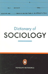 The Penguin Dictionary of Sociology - Nicholas Abercrombie (Paperback)
