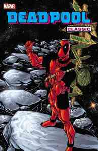 Deadpool Classic 6 - Christopher Priest (Paperback) - Cover