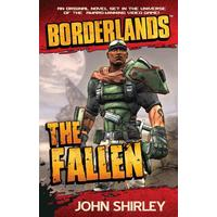 The Fallen - John Shirley (Paperback)