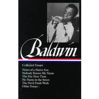 Collected Essays - James Baldwin (Hardcover)