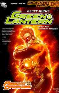 Green Lantern - Geoff Johns (Hardcover) - Cover