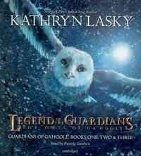 Legend of the Guardians: the Owls of Ga'hoole - Kathryn Lasky (CD/Spoken Word) - Cover