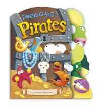 Peek-a-Boo Pirates - Charles Reasoner (Hardcover) - Cover