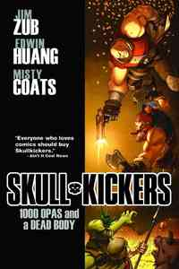 Skullkickers 1 - Jim Zub (Paperback) - Cover