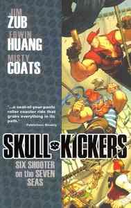 Skullkickers 3 - Jim Zub (Paperback) - Cover