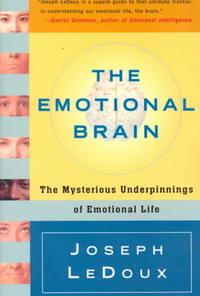 The Emotional Brain - Joseph Ledoux (Paperback) - Cover