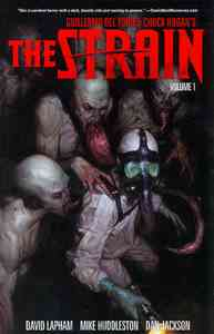 Strain Volume 1 - David Lapham (Paperback) - Cover