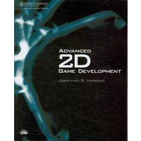 Advanced 2D Game Development - Jonathan S. Harbour (Paperback)