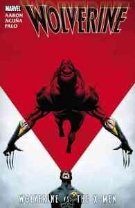 Wolverine - Jason Aaron (Paperback) - Cover