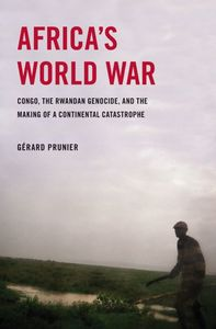 Africa's World War - Gerard Prunier (Hardcover) - Cover