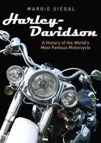 Harley-Davidson - Margie Siegal (Paperback) - Cover