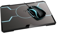Razer Tron Gaming Mouse and Mouse Pad Bundle - Cover