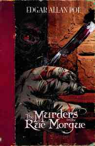The Murders in the Rue Morgue - Edgar Allan Poe (Paperback) - Cover
