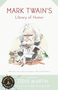 Mark Twain's Library of Humor - Mark Twain (Paperback) - Cover