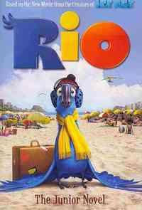 Rio: The Junior Novel - Lexa Hillyer (Paperback) - Cover