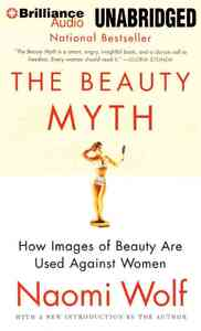 The Beauty Myth - Naomi Wolf (CD/Spoken Word) - Cover