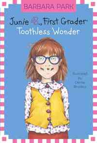 Toothless Wonder - Barbara Park (Library) - Cover