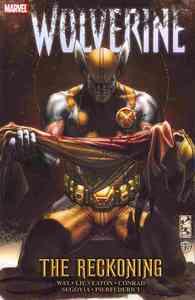 Wolverine - Daniel Way (Paperback) - Cover