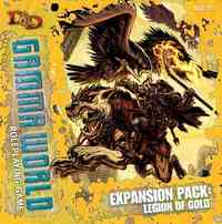 D & D Gamma World Expansion Pack - Wizards of the Coast LLC (Game) - Cover