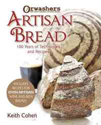 Orwashers Artisan Bread - Keith Cohen (Hardcover) - Cover
