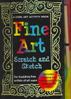 Fine Art Scratch and Sketch - Kerren Barbas (Hardcover)