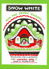 Snow White and the Seven Dwarfs - Wanda Gag (Hardcover) Cover