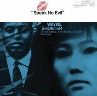 Wayne Shorter - Speak No Evil (Vinyl) - Cover